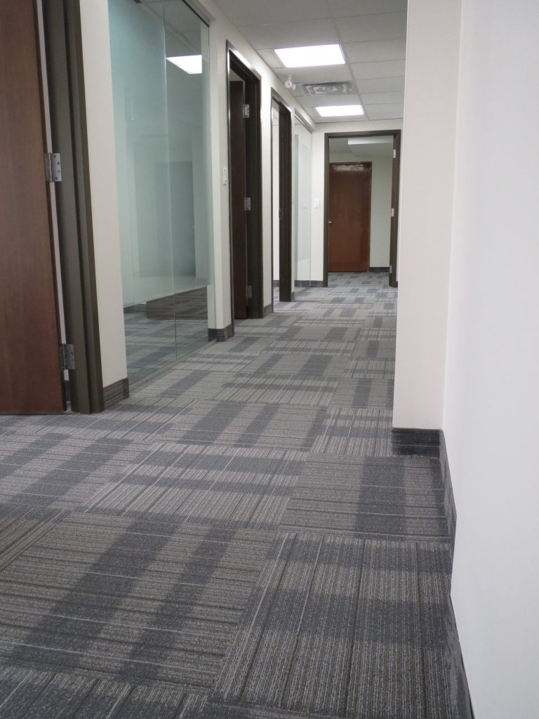 Commercial Carpet Tiles Toronto Law Office 3