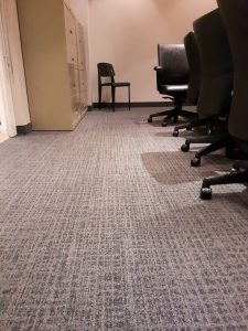 Commercial Flooring in Toronto Boardroom